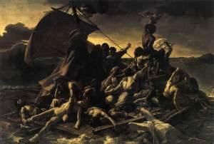 Géricault-Radeau-de-la-Méduse
