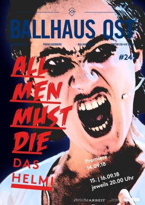 all men must die / Das Helmi